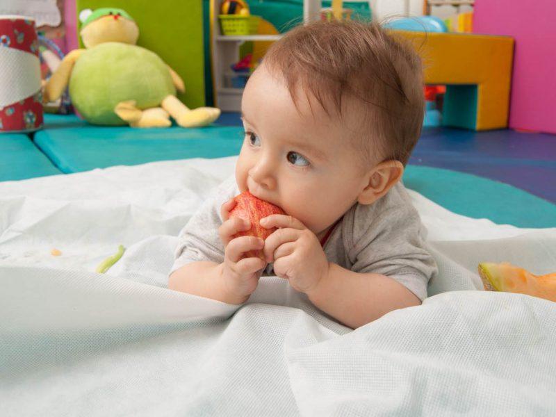 Menú de 4 semanas para niños de 1 a 5 años y 11 meses